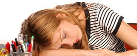 Slaapproblemen jongeren - behandeling sleep problems adolescents